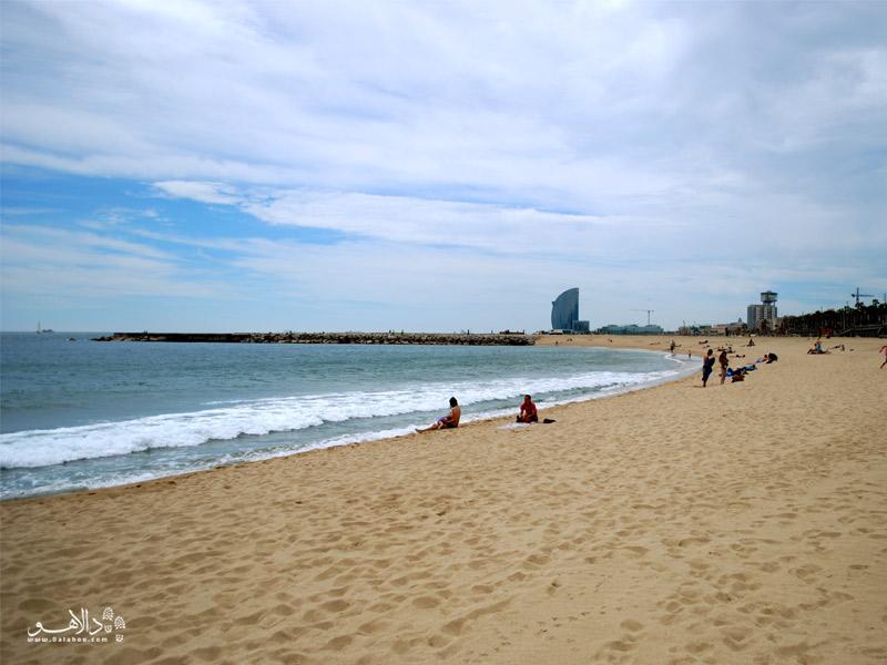 ساحل بارسلونا