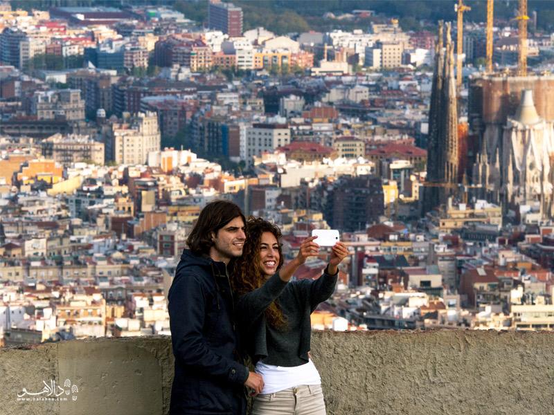 گردشگران اسپانیایی