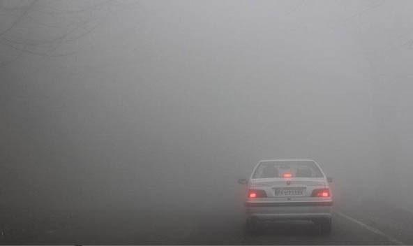 رانندگی در باران و برف