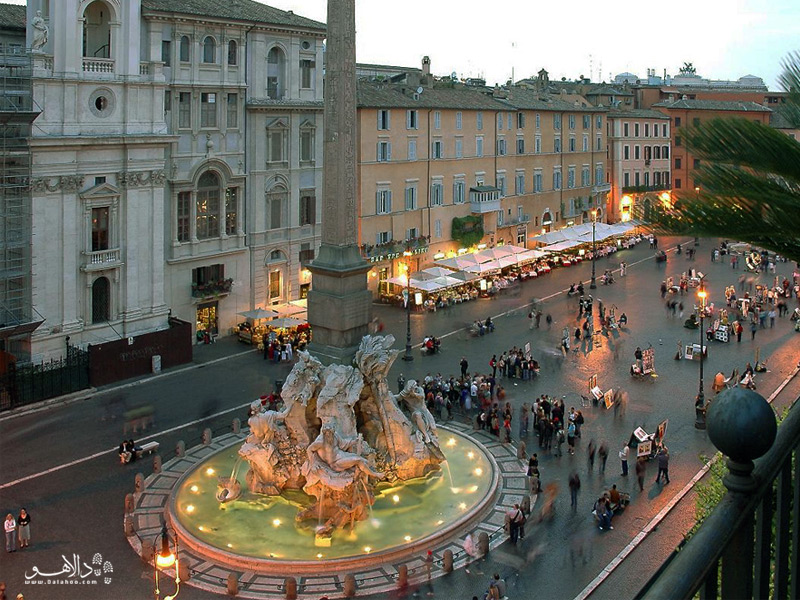 رم-میدان ناونا
