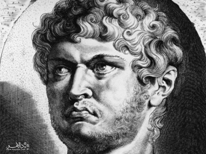 نرون-امپراطور روم