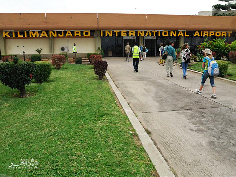فرودگاه بینالمللی کلیمانجارو