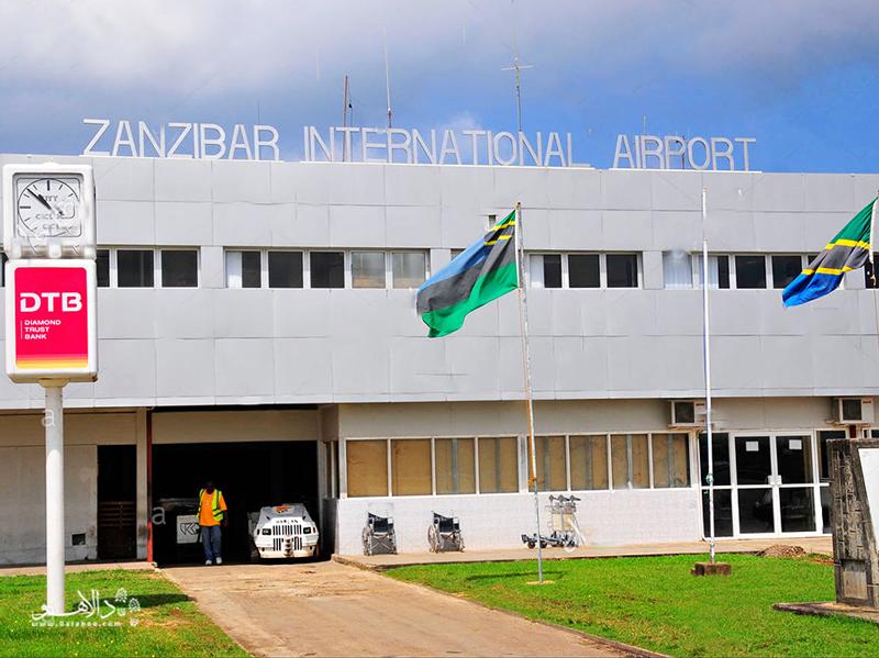 فرودگاه بینالمللی زنگبار