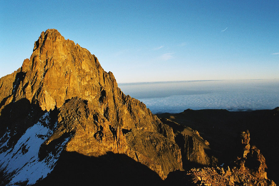 کوه کنیا