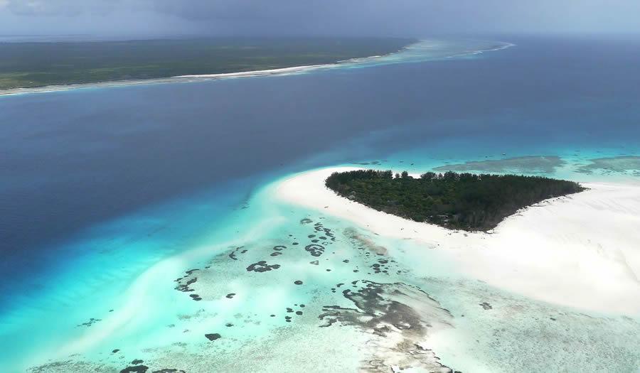 جزیره منمبا - زنگبار