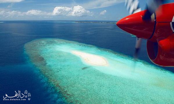 سفر با هواپیمای دریایی