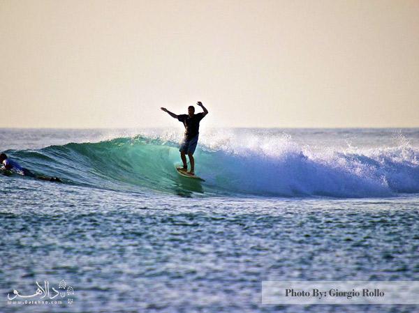 موج سواری با کایت
