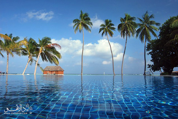 زیباییهای مالدیو