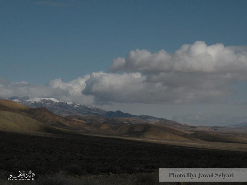 دشت میرزابایلو و چشم انداز این منطقه از پارک ملی گلستان