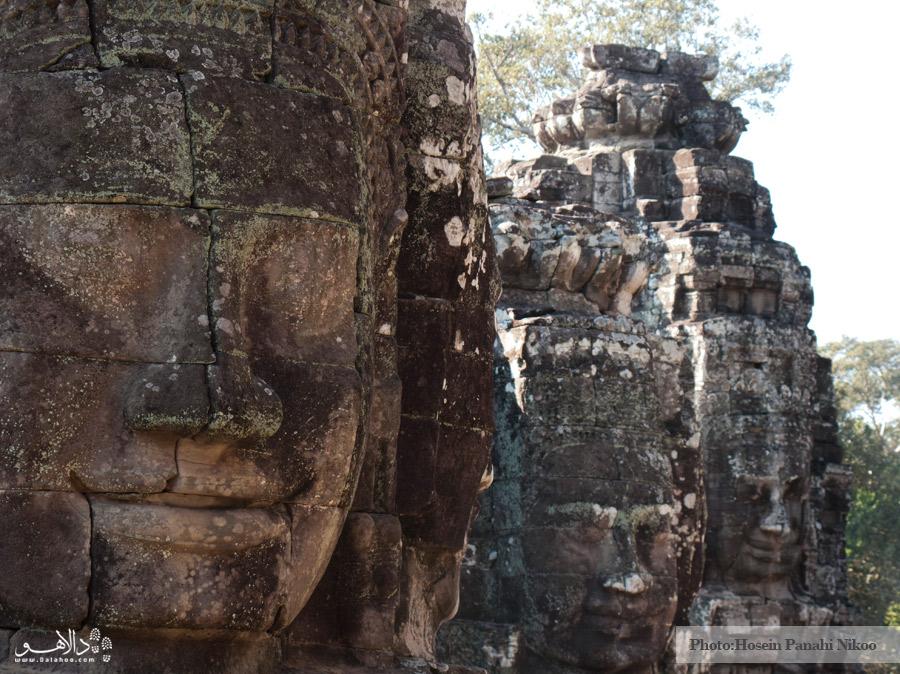 بودای خندان-معبد بایون