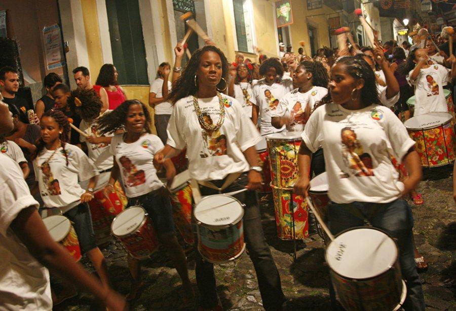 رقص برزیل