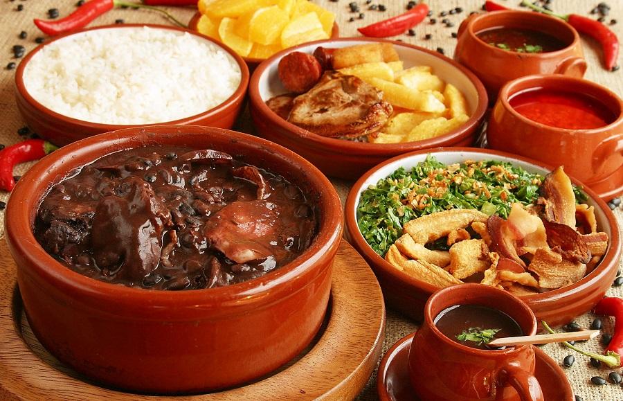 خورش لوبیای سیاه - برزیل