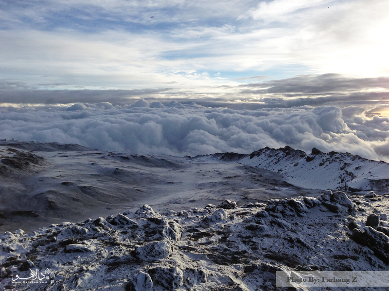 قله اُهورو