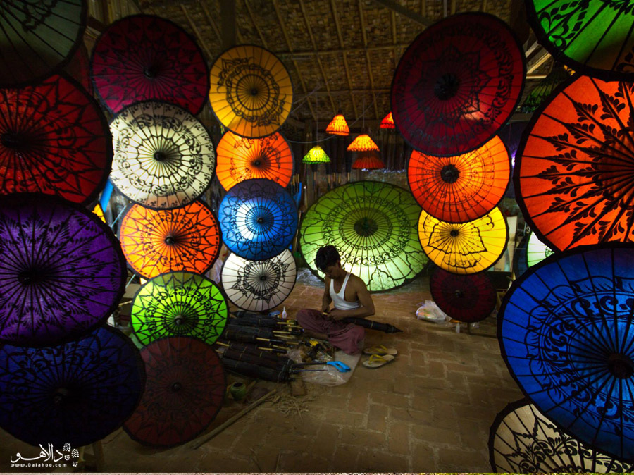 چتر لانگ پرابانگ