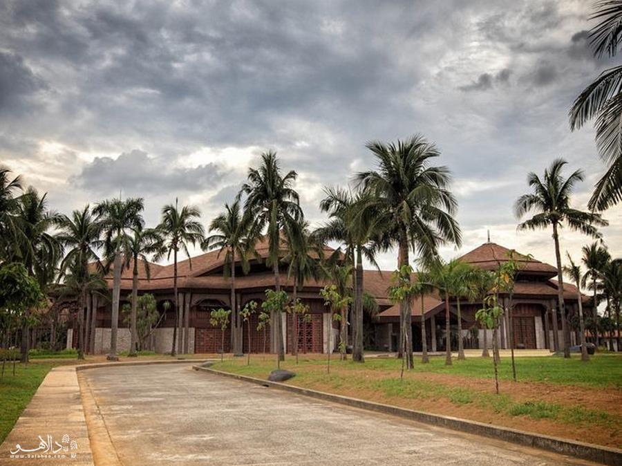قصر نارگیلی