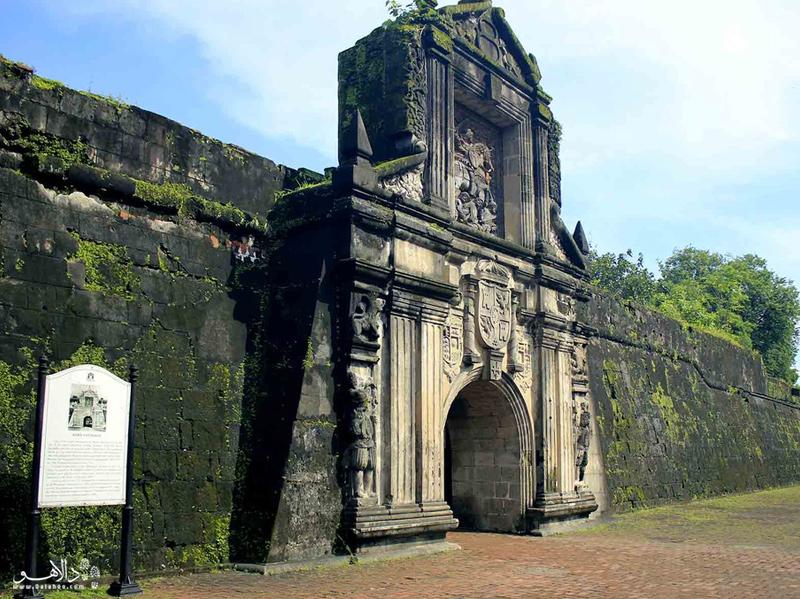 قصر سانتیاگو