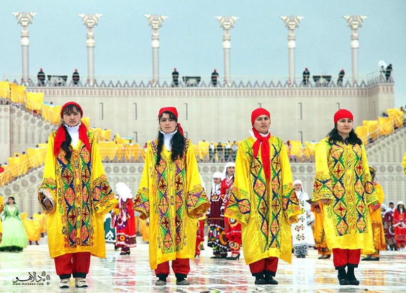 مراکز فحشا در تاجیکستان جشن نوروز در تاجیکستان