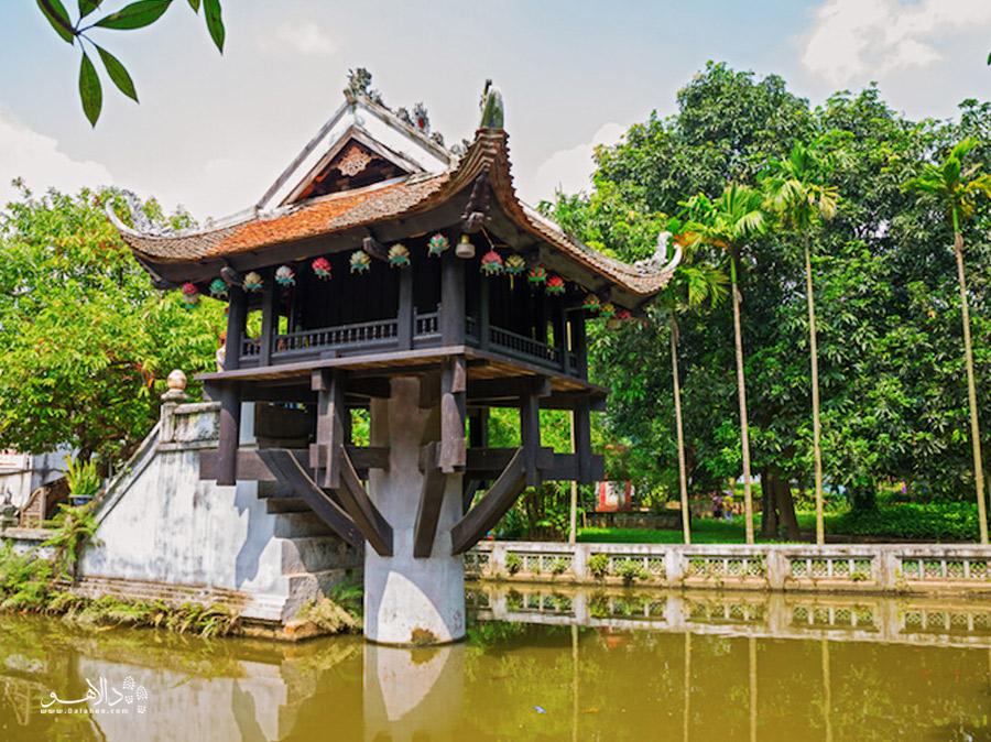 معبد تک ستونی هانوی