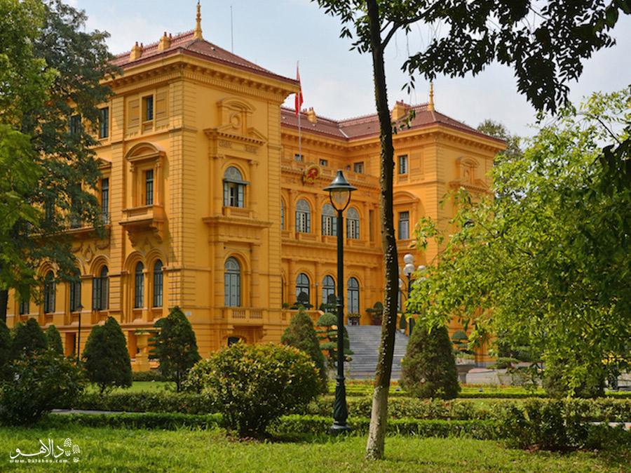 کاخ ریاست جمهوری ویتنام