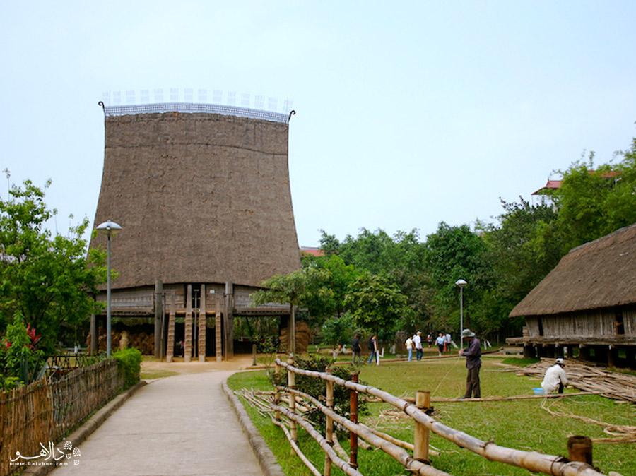 موزه مردمشناسی هانوی