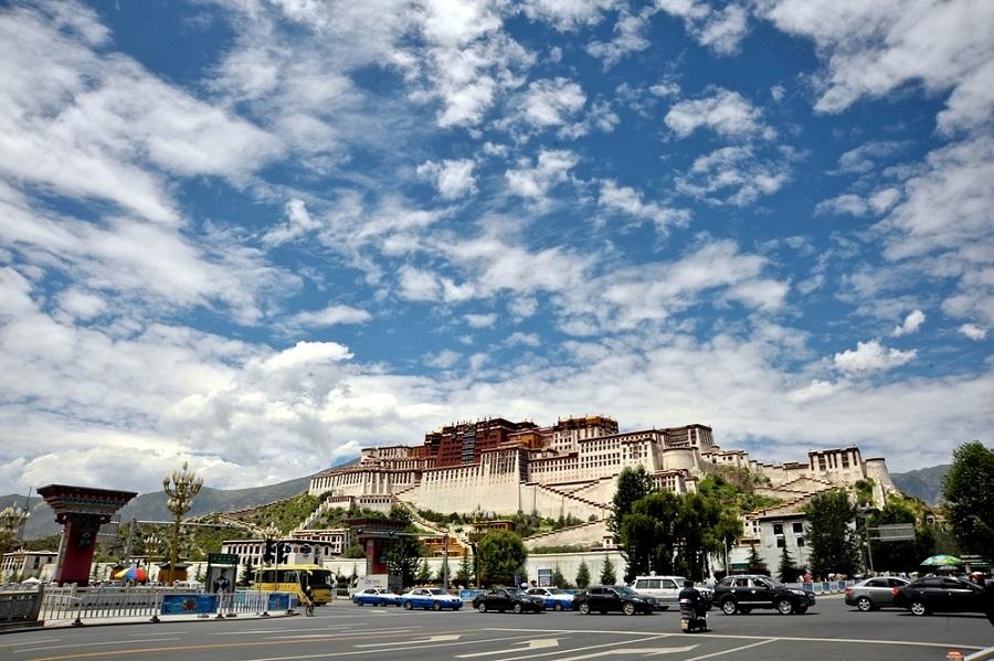 قصر پوتالا