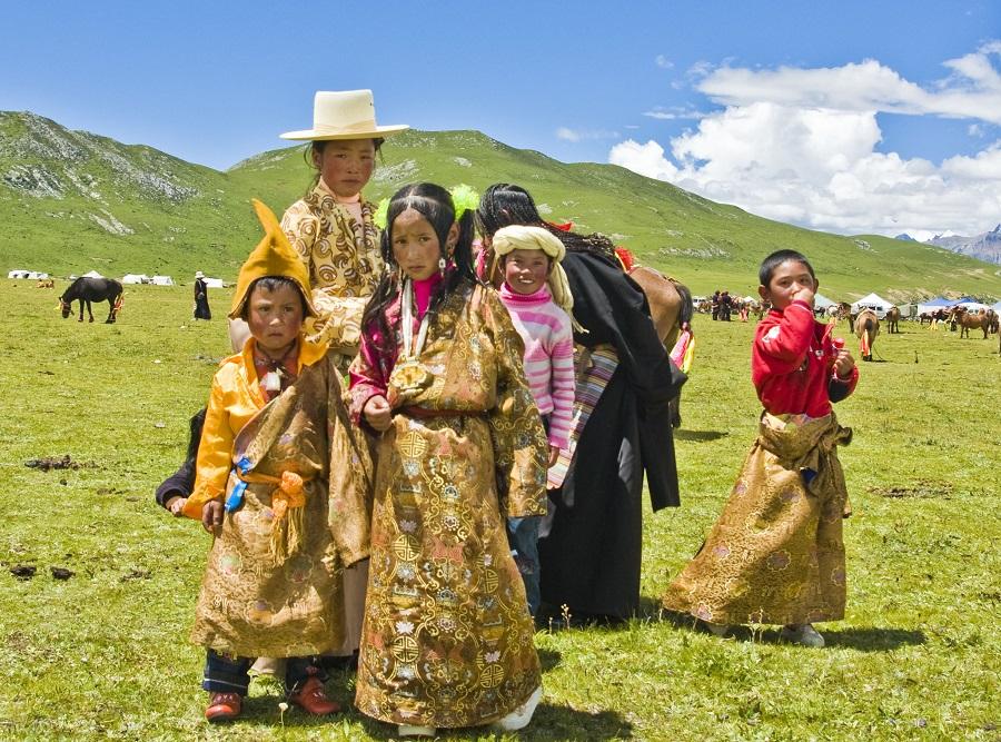 فرهنگ تبت