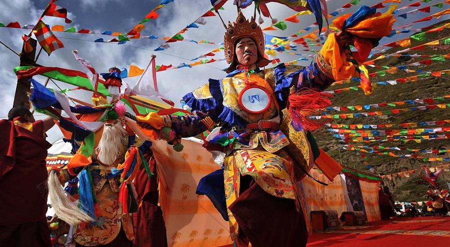 جشن های تبت