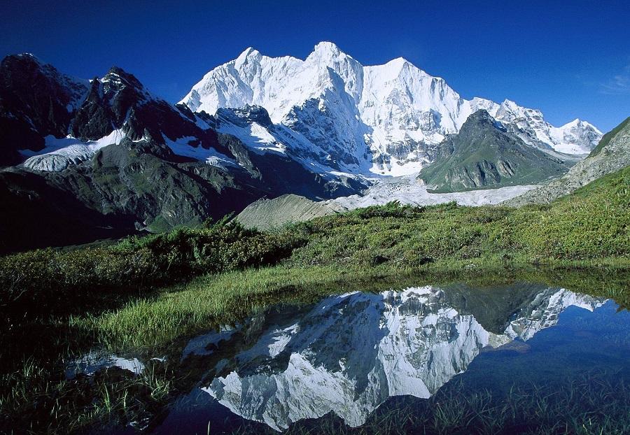 طبیعت تبت