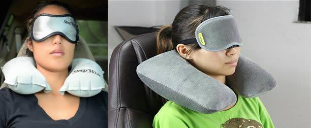 خواب راحت در اتوبوس