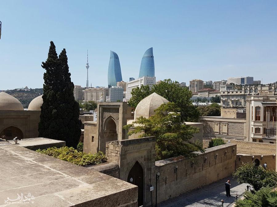 قصر شروانشاه