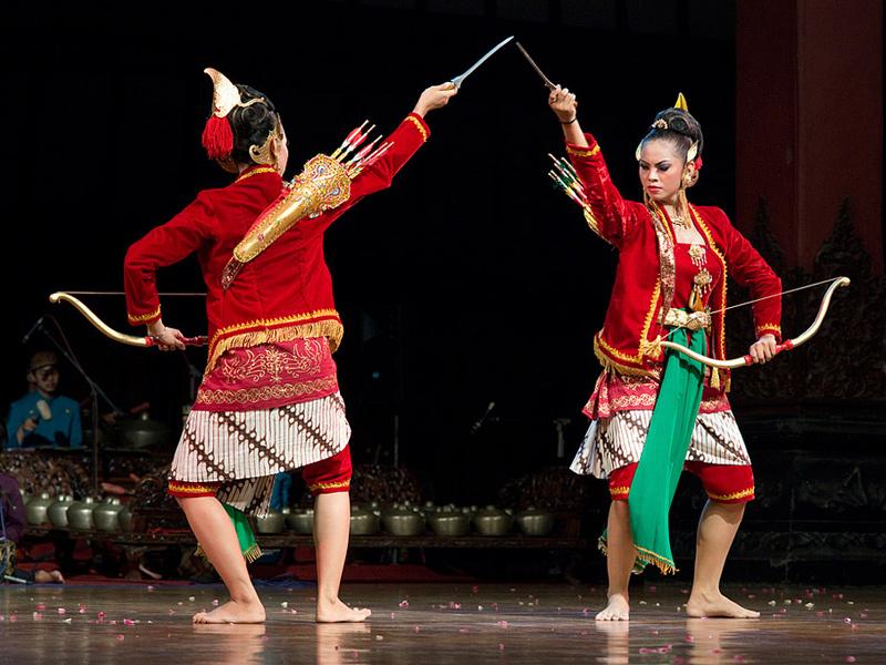 رقص جاوهای