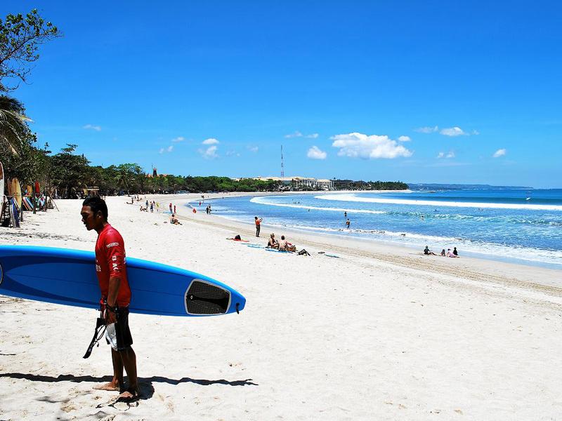 سواحل بالی