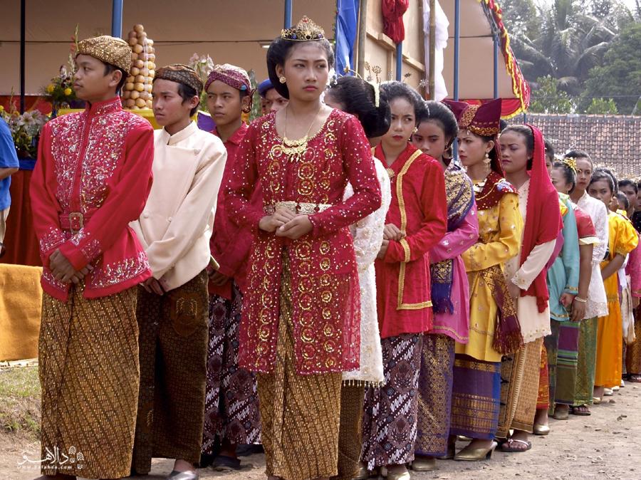 مردم اندونزی