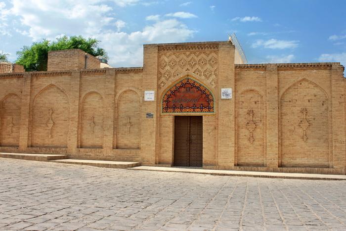 حمام شاهرخ الدین دزفول