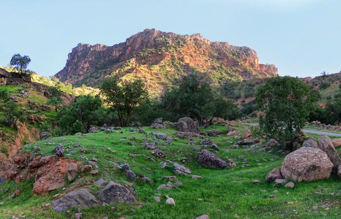 کوه سگریون
