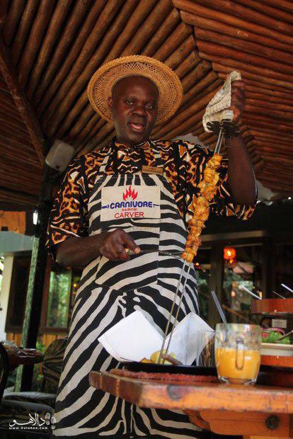 رستوران در نایروبی
