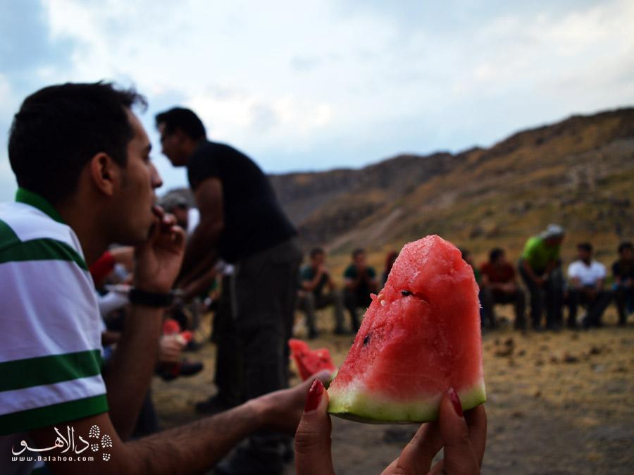 هندوانهی لذیذ
