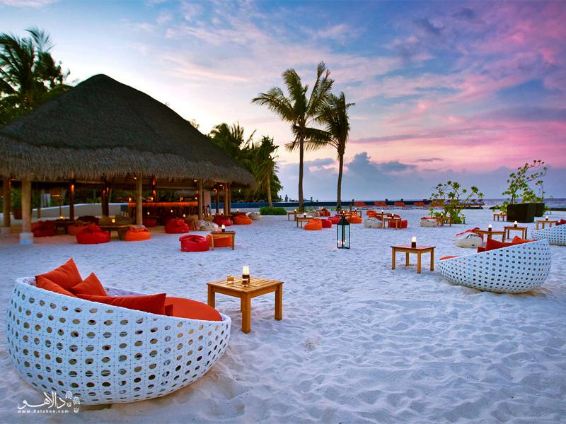 ریزورتهای مالدیو