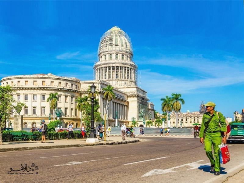 عکسبرداری ممنوع در کوبا
