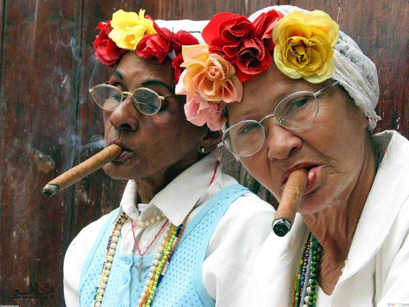 مردم کوبا