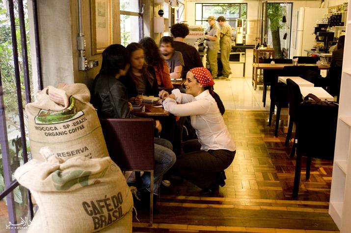 قهوه در سائوپائولو