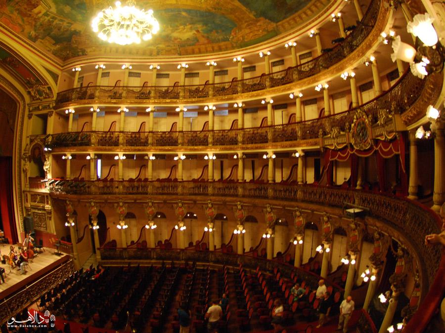 تئاتر مانائوس