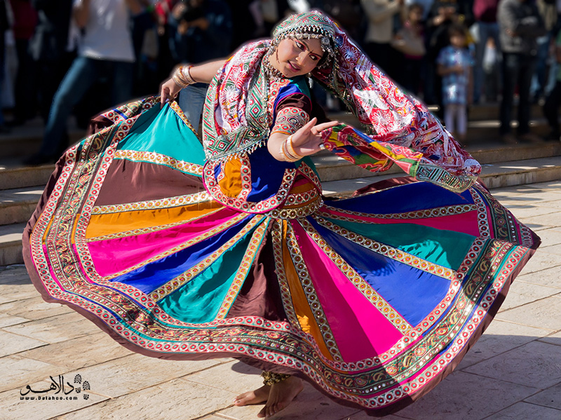 فستیوال موازین مخصوص موسیقی است و در شهر رباط برگزار میشود.