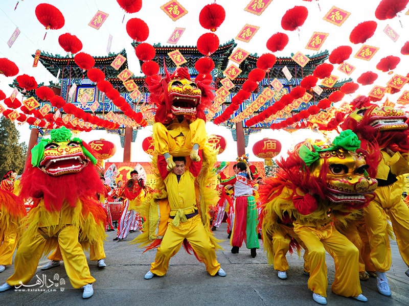 جشن بزرگ سال نوی ویتنام در اواخر ژانویه و اوایل فوریه برگزار میشود.