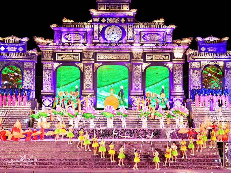 فستیوال هیو: بزرگترین رویداد فرهنگی ویتنام