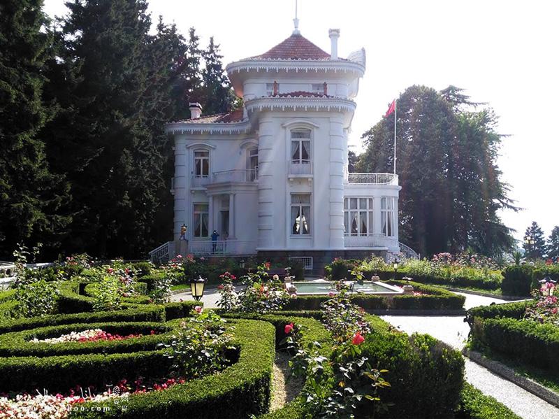 عمارت آتاتورک